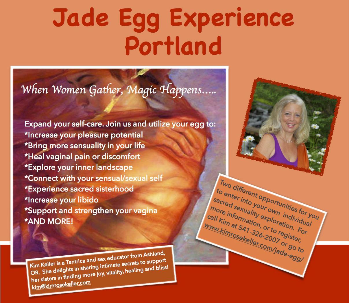 JadeEggExperience
