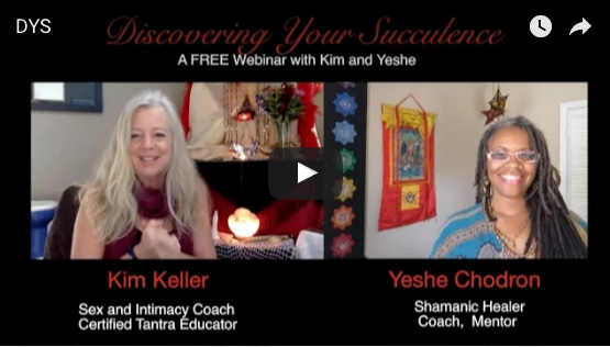 Discovering Your Succulence: webinar with Yeshe Chodron @ online