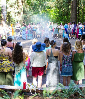 Wild Woman Camp Out @ Portland | Oregon | United States