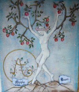 Intimate Conversation Under The Apple Tree @ Goddess Temple Ashland